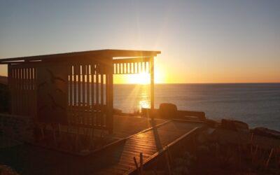 The new Sellicks Beach Shelter